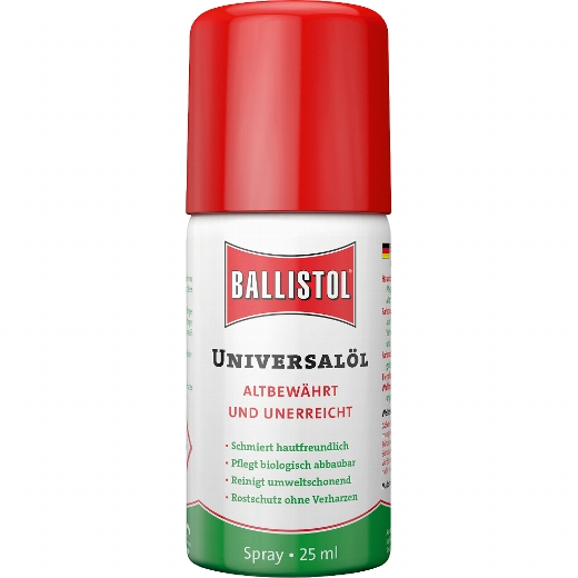 Ballistol Universalöl 25 ml Spray