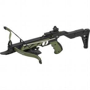 Armbrustpistole Alligator I grün