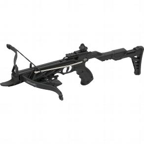 Armbrustpistole Alligator I schwarz