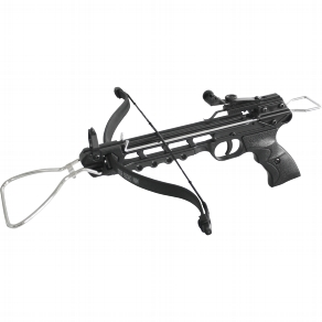 Armbrustpistole mit Fußbügel