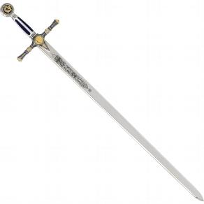 Schwert Freimaurer mit Zierätzung