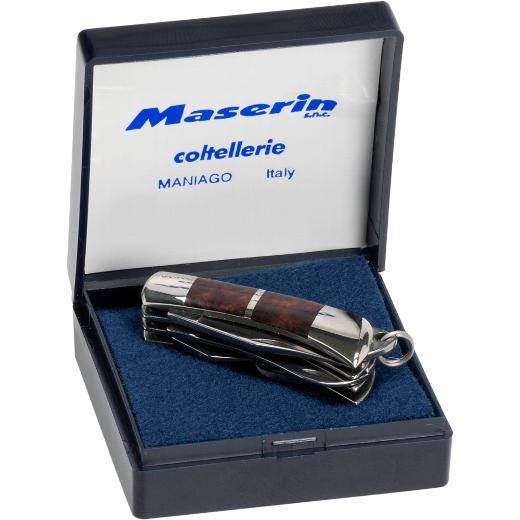 Maserin Mini-Taschenmesser Damstklinge