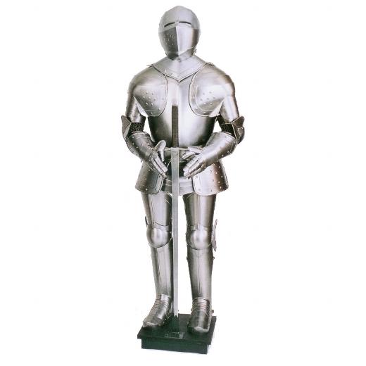 Ritterrüstung Herzog von Anjou