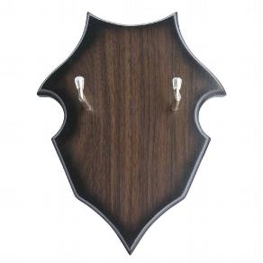 Holzwandplatte für Schwerter