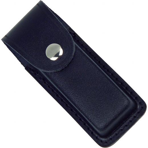 Lederetui für Taschenmesser