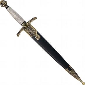 Dolch Lancelot mit Scheide