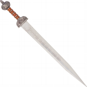 Römischer Gladius Schwert mit Scheide