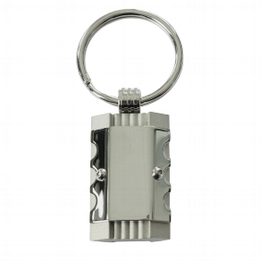 Schlüsselanhänger silber
