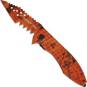 Taschenmesser Alligator Saw