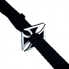 Ninjaschwert mit Rückenscheide
