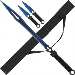 Rückenschwert mit Dolchen