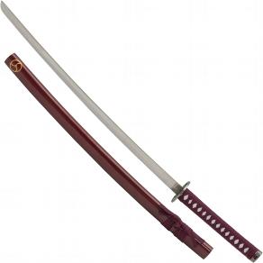 Samuraischwert rot