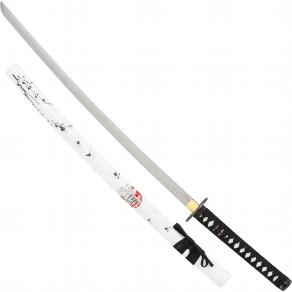 Samuraischwert White Flower