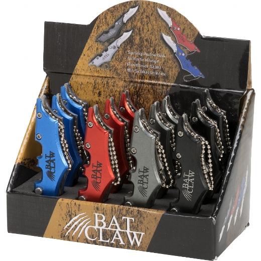 Batclaw Mini-Springmesserset 12 tlg.