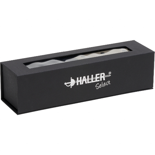 Haller Select Springmesser Sprekur Olivenholzgriff