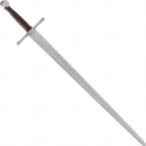 Schaukampfschwert Anderthalbhänder mit Scheide